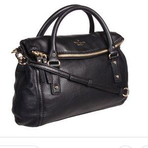 Kay Spade Small Leslie Black Handbag